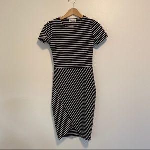 Zara Dresses - Striped dress
